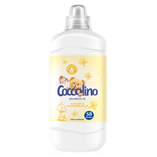 Coccolino Płyn do Płukania Almond 1,45l (58 pr)