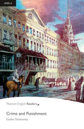 Crime and Punishment Level 6 C1 Pearson Readers CD