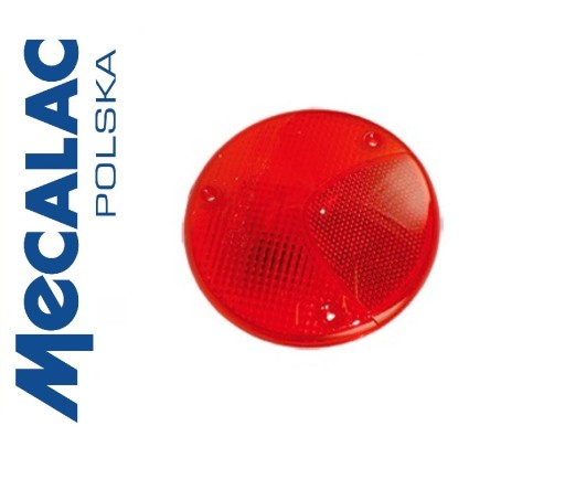 LAMPSHADE TAIL LIGHTS LEFT/RIGHT 714 MW / Mecalac LT