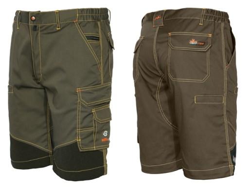 Szorty Stretch Extreme Spodnie Robocze Krotkie L 8294978890 Allegro Pl