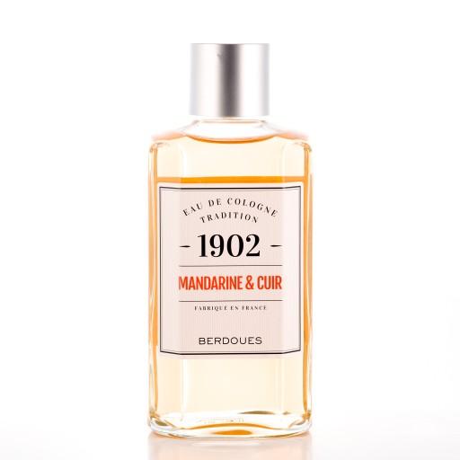 berdoues 1902 - mandarine & cuir