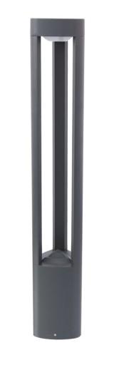Lampa OGRODOWA stojąca słupek FAN 80cm nowoczesny