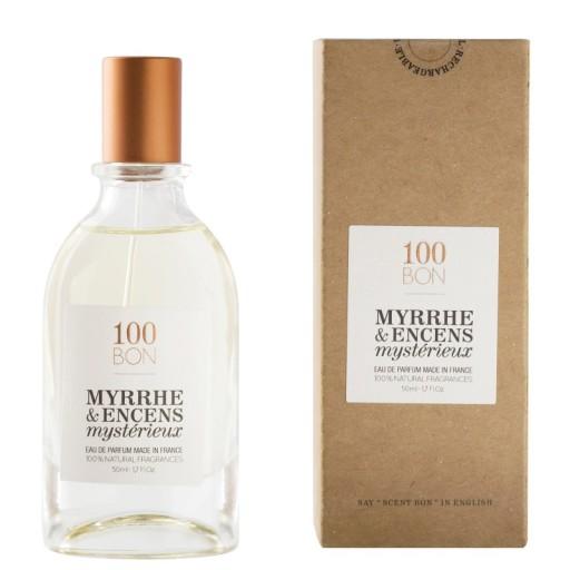 100bon myrrhe & encens mysterieux