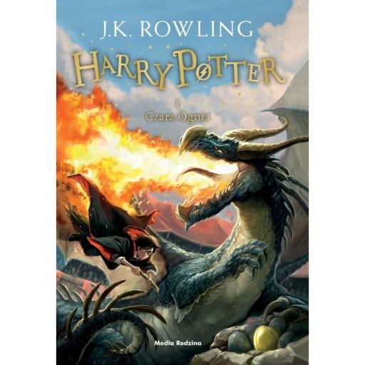 Harry Potter I Czara Ognia Ksiazka 47 90 Zl Allegro Pl Raty 0 Darmowa Dostawa Ze Smart Pamiatkowo Stan Nowy Id Oferty 8940066307