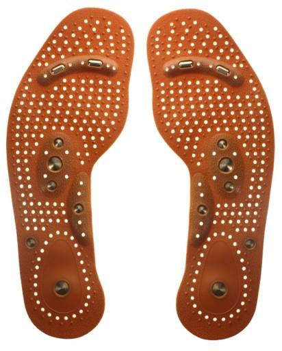 Magnetyczne Wkładki Do Butów Masujące Akupresura 7190542185 Allegro Pl
