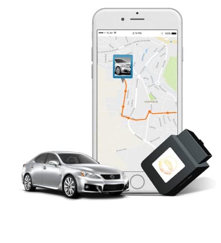 Locon GPS SEKLIAI do AUTOMOBILIO BA.02