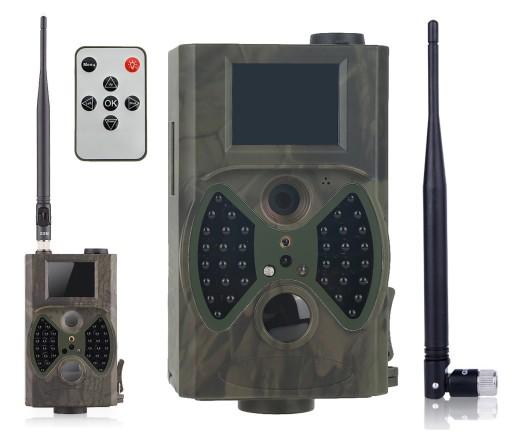 Fotopułapka HC-300M Kamera Leśna Monitoring
