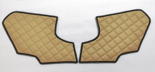 SIDES SEWING UPHOLSTERY DOORS SCANIA R S 2017-