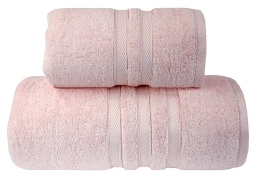 Ręcznik Silk Touch 70x140 Różany Różowy Greno