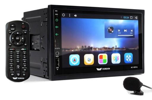 Radio Samochodowe 2din Ac 8201a Gps Wifi Android Bialystok Wasilkow Allegro Pl