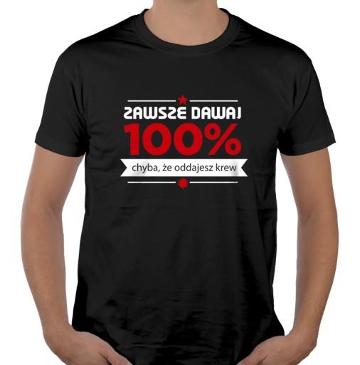 Bardzo dobryFantastyczny Koszulka z nadrukiem 100 procent śmieszne teksty M 6901686891 UM72