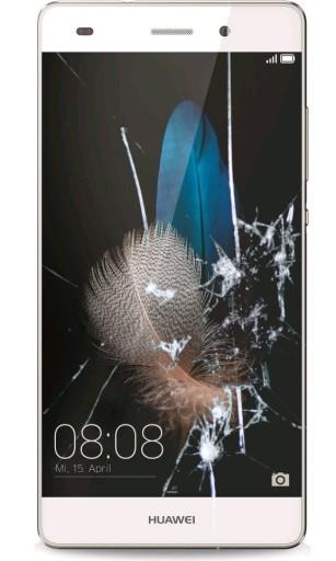 Szybka Dotyk Huawei P8 Lite ALE L21 Wymiana Napraw