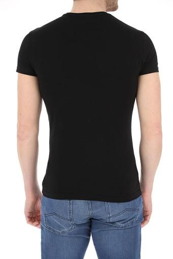 EMPORIO ARMANI markowy męski t-shirt SYGNOWANY L 10495950525 Odzież Męska T-shirty WW DZCVWW-9