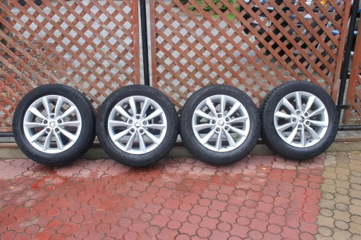 Kola Felgi Aluminiowe Skoda Octavia Iii 205 55 16 Nowy Tomysl Allegro Pl