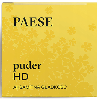 Paese Puder sypki HD 5g