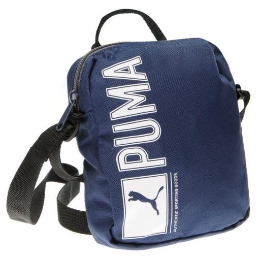 3f08da9046b51 PUMA torba na ramię torebka listonoszka 24h h2 7270568550 - Allegro.pl -  Więcej niż aukcje.