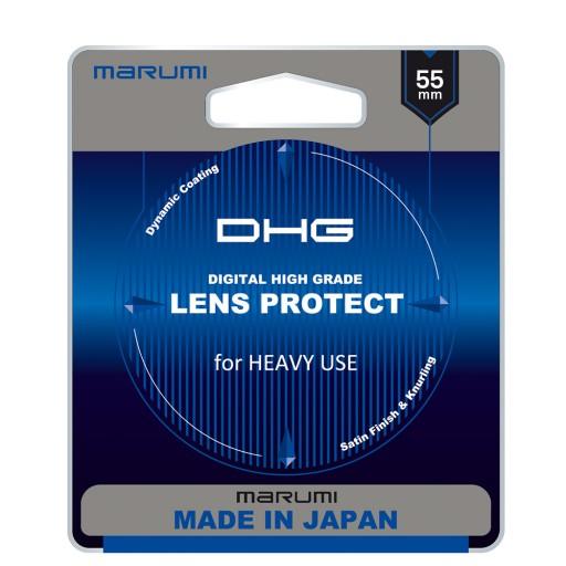 MARUMI FILTR OCHRONNY Lens Protect DHG 55 mm