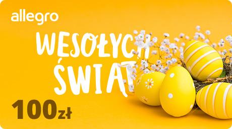 Karta Podarunkowa Wielkanoc - 100 zł