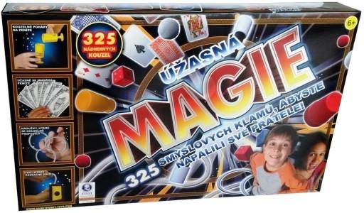 Magik Iluzjonista Magia 325 Sztuczek Magicznych 7530965085 Allegro Pl