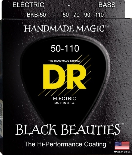 Struny 50-110 DR Black Beauties BKB-50 BASSWORLD