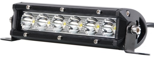 LAMPA PANEL LED HALOGEN dalekosiężny 6X5W 30W