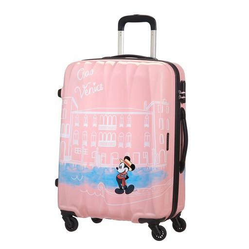 Walizka American Tourister Disney Minnie 19c 65cm 8690340179 Allegro Pl