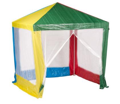Pawilon Namiot Dla Dzieci Domek Ogrodowy Dyzio 7971654399 Allegro Pl