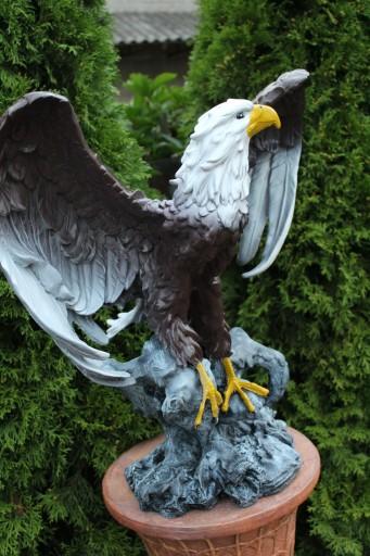 Duzy orzeł figura ogrodowa dekoracja orzeł orły