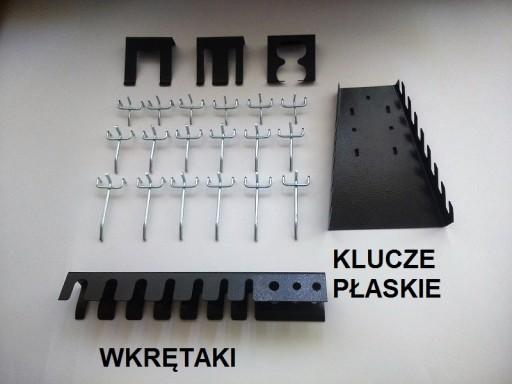 Tablica warsztatowa - duża Płyta, Ścianka  GARAŻ
