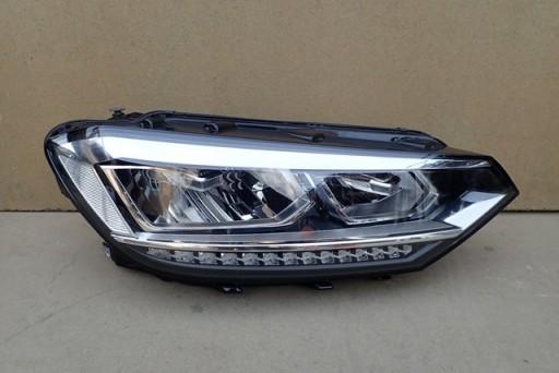 FAR DESNA STRANA FULL LED VW TOURAN 15- 5TB941036B