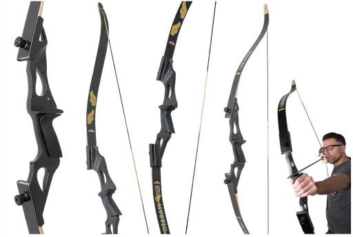 Łuk hunter OAK Ridge MYSTIC 58 cali 30 do 40 lbs