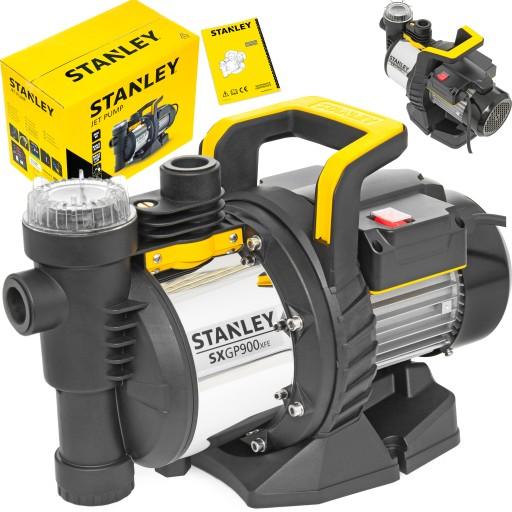 Hydrofor Stanley Pompa Ogrodowa Do Wody Czystej Xl 9017828193 Allegro Pl