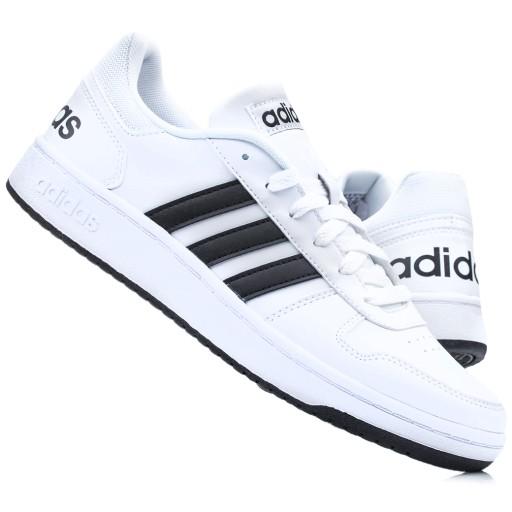 Buty męskie sportowe Adidas Hoops 2.0 F34841