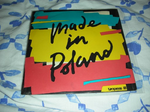 made in poland-singiel-unikat
