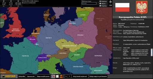 Atlas Historyczny II wojny światowej - HISTAR