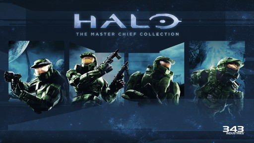 Halo The Master Chief Collection Pc Gift Steam Stan Nowy 8742737464 Allegro Pl