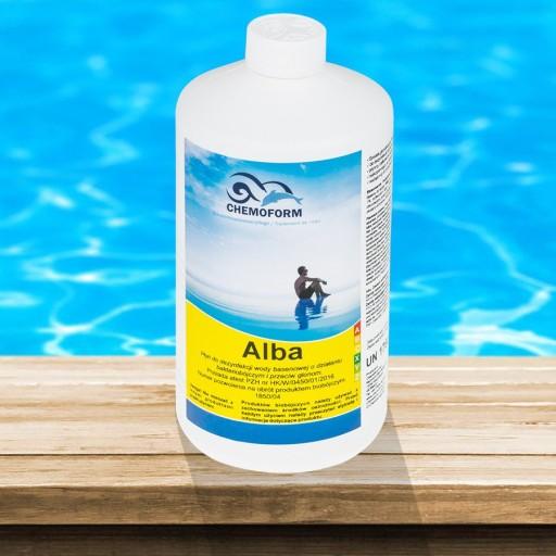 Mocny Srodek Antyglon Glony Alba 1l Chemia Basenow 6870294671 Allegro Pl