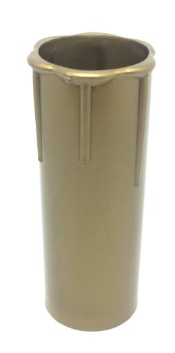 Gilza OSŁONKA ŚWIECZKA DO ŻYRANDOLA Ø30mm H8,8cm