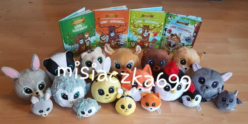 Slodziak Bobr Borys Nowy Oryginal Gang Slodziakow 8709426648 Allegro Pl