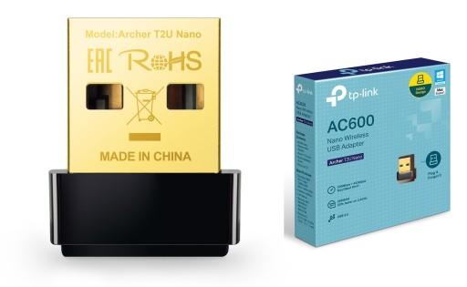 Karta sieciowa TP-LINK Archer T2U Nano AC600