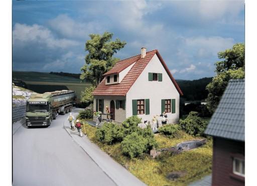 Dom Jednorodzinny Budynek H0 1:87 PIKO 61826