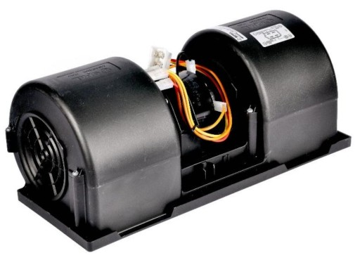 FAN TURBINOWY SPAL 12V ; 006-A46-22 ORIGINAL