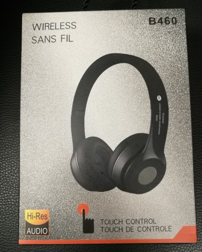 komisy słuchawki bezprzewodowe bluetooth