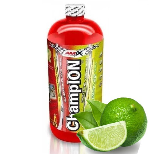 AMIX ChampION Sports Fuel 1l IZOTONIK Koncentrat