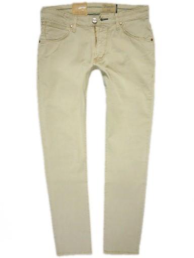 Spodnie Materiałowe WRANGLER LARSTON W31 L32 Beż 9505016779 Odzież Męska Spodnie YT VUWHYT-5