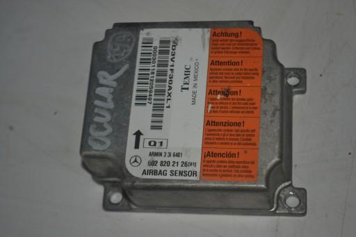 THE BLOCK SENSOR ARBAG MERCEDES W210 LIGHT RAM 0028202126