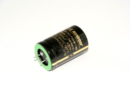 Kondensator Mundorf MLGO M-Lytic 1500 uf 100V EXTR