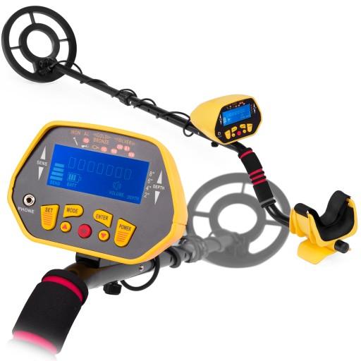 Wykrywacz Metali Detektor Metalu Cobra Ct 1028 8885112647 Allegro Pl