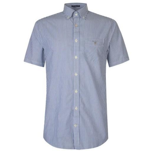 חולצת גאנט האלגנטית FF677 של גברים חדשים