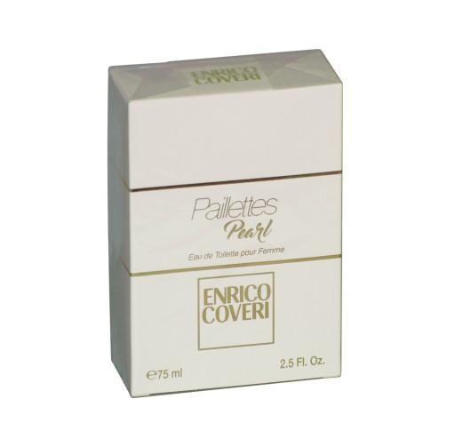 enrico coveri paillettes pearl woda toaletowa 75 ml
